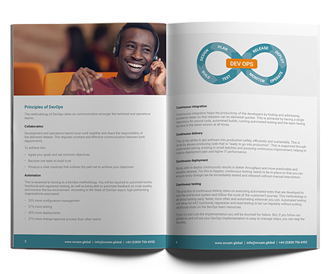 Practical Guide to Implementing DevOps in Your Call Center-LP image